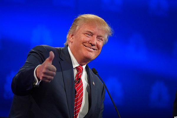 Donald Trump Tổng thống thứ 45 của Hợp Chúng Quốc Hoa Kỳ
