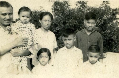 Cuốn sổ tay của cha tôi – nhà thơ Quang Dũng