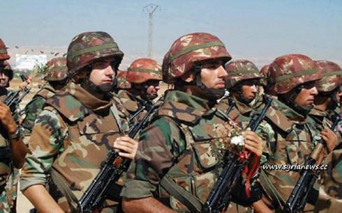 Quân đội Syria trên đà thắng lợi