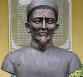 Tượng Nguyễn Đình Chiểu