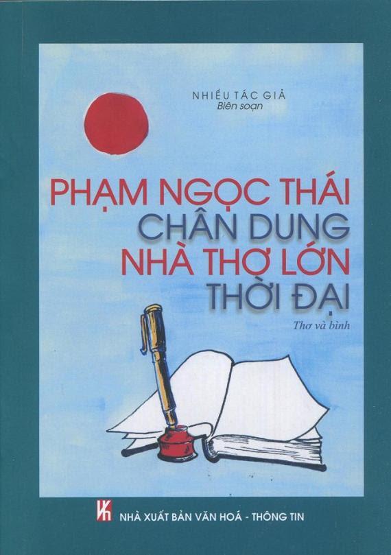 Phạm Ngọc Thái với một bích phẩm thi ca